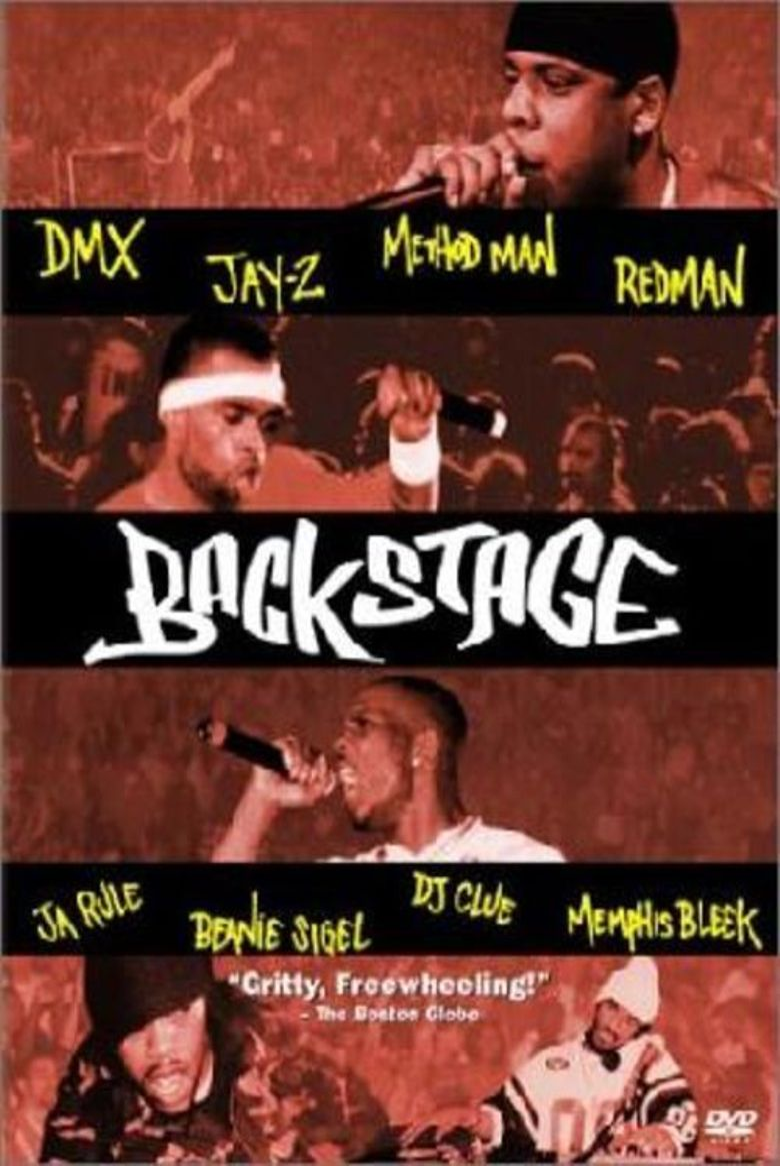 Backstage Poster