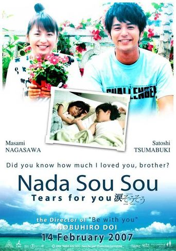 Tears for You Poster