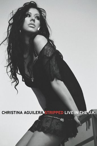 Christina Aguilera - Stripped Poster
