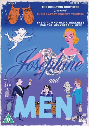 Josephine and Men Poster