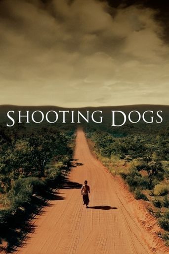 Shooting Dogs Poster