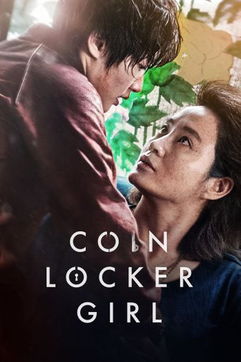Coin Locker Girl Poster