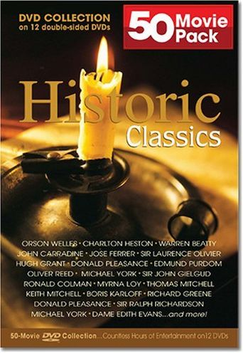 The Pilgrimage Play Poster