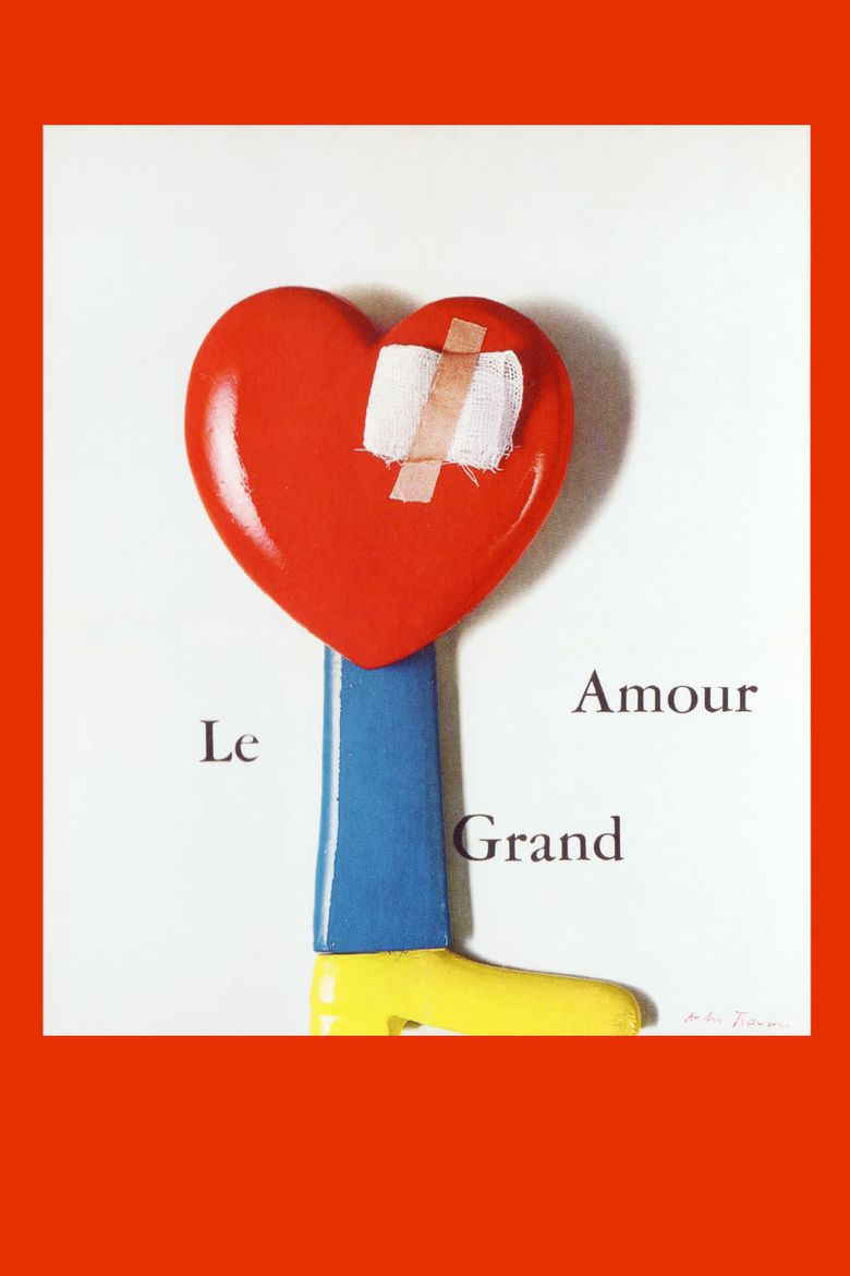 Le Grand Amour Poster