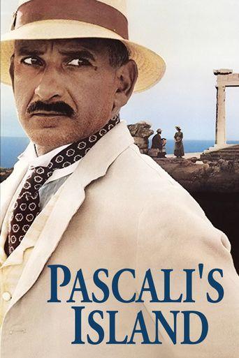 Pascali's Island Poster