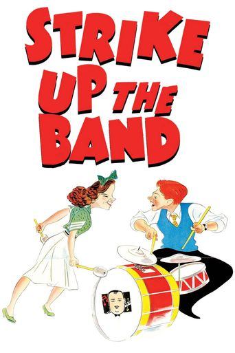 Strike Up the Band Poster