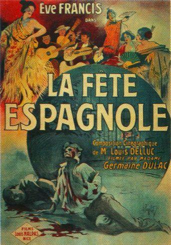 La fête espagnole Poster