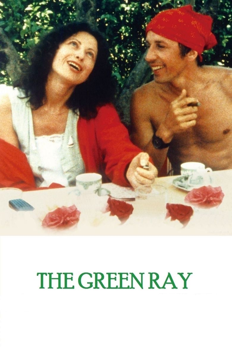 The Green Ray Poster