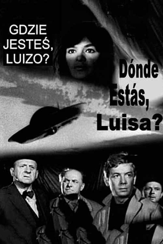 Gdzie jestes, Luizo? Poster