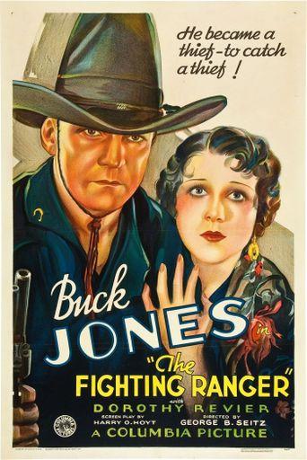 The Fighting Ranger Poster