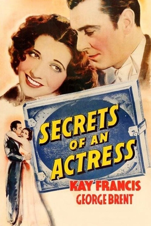 Secrets of an Actress Poster