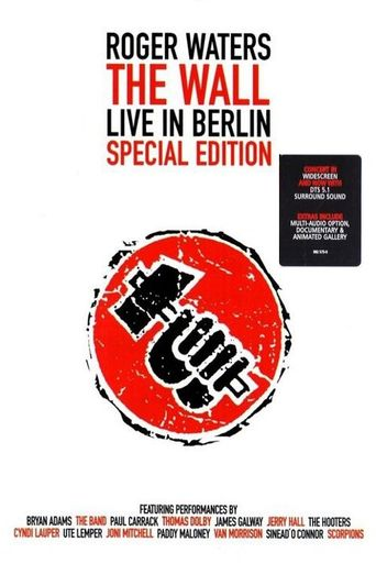 Roger Waters: The Wall Live In Berlin Poster