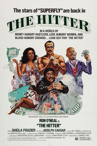 The Hitter Poster