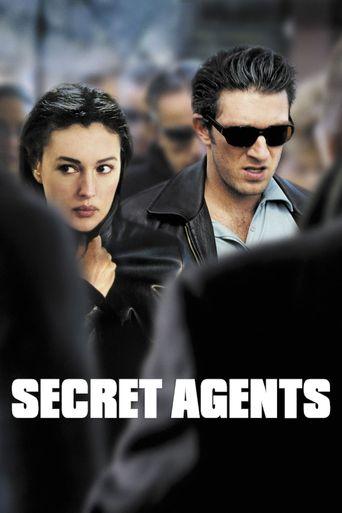 Secret Agents Poster