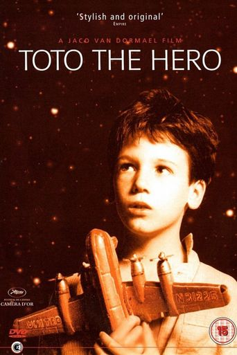 Toto the Hero Poster