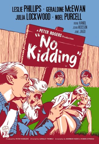 No Kidding Poster