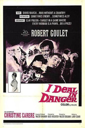 I Deal In Danger Poster
