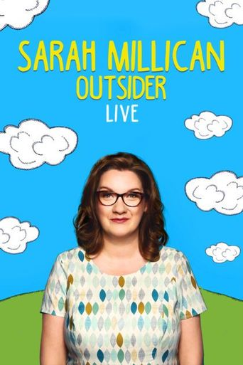 Sarah Millican: Outsider Poster