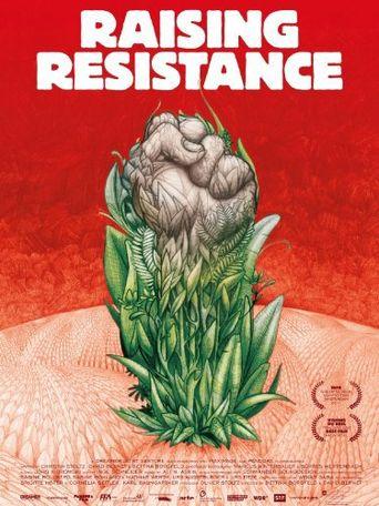 Raising Resistance Poster