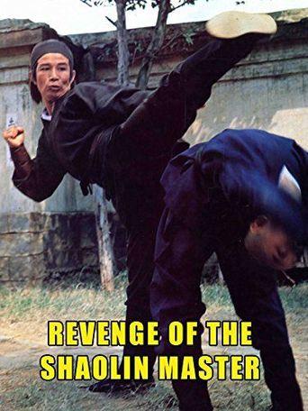Revenge of a Shaolin Master Poster