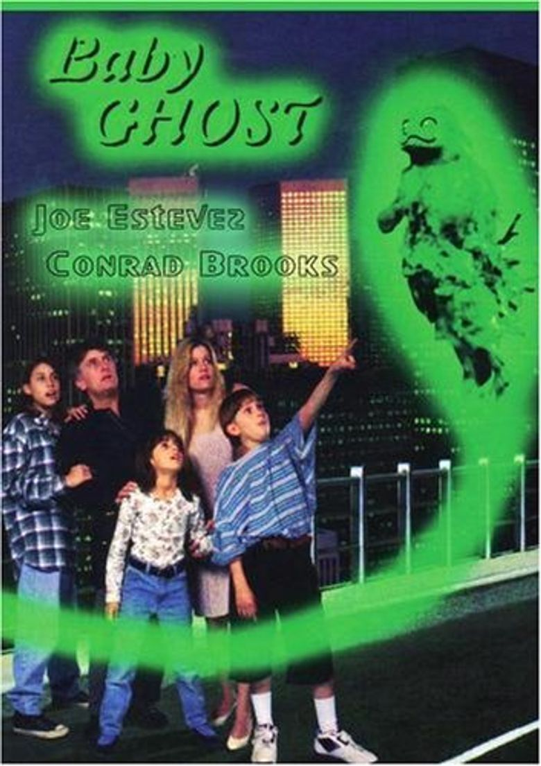 Baby Ghost Poster