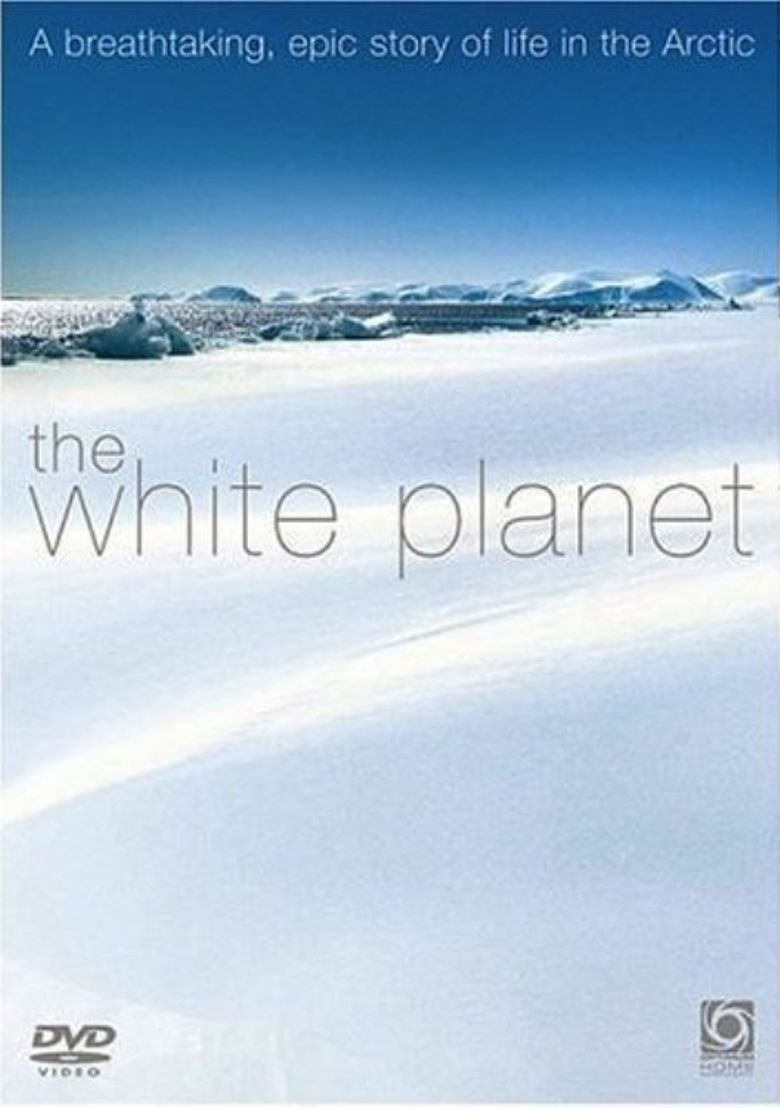 The White Planet Poster