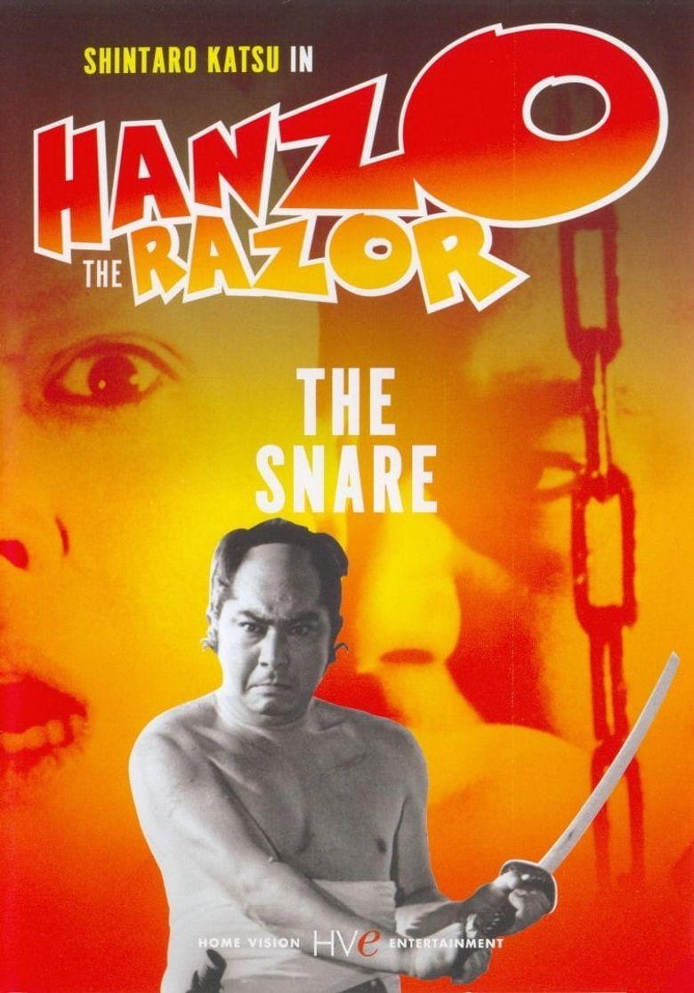Hanzo the Razor: The Snare Poster