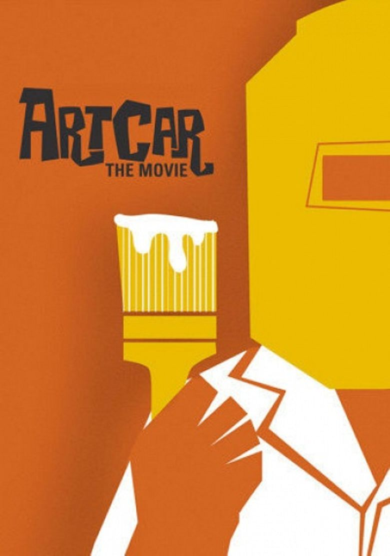 Art Car: The Movie Poster
