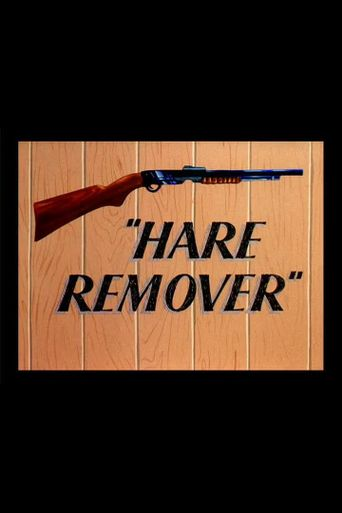 Hare Remover Poster