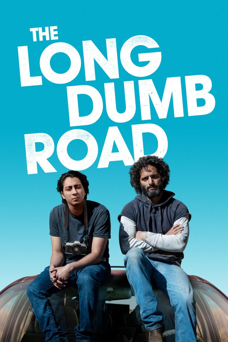 The Long Dumb Road Poster