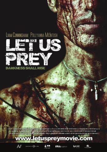 Let Us Prey Poster