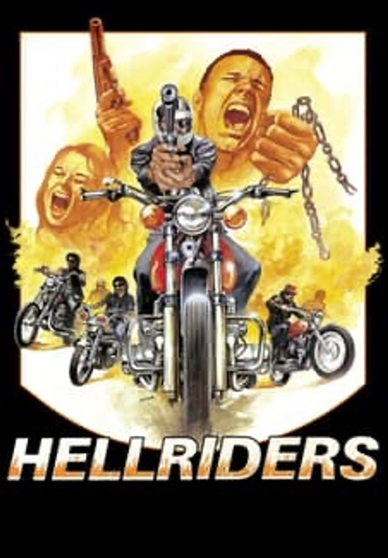 Hell Riders Poster