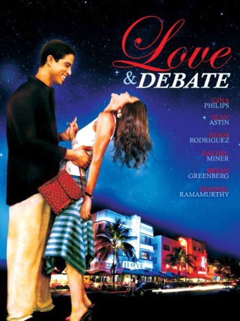 Love and Debate Poster