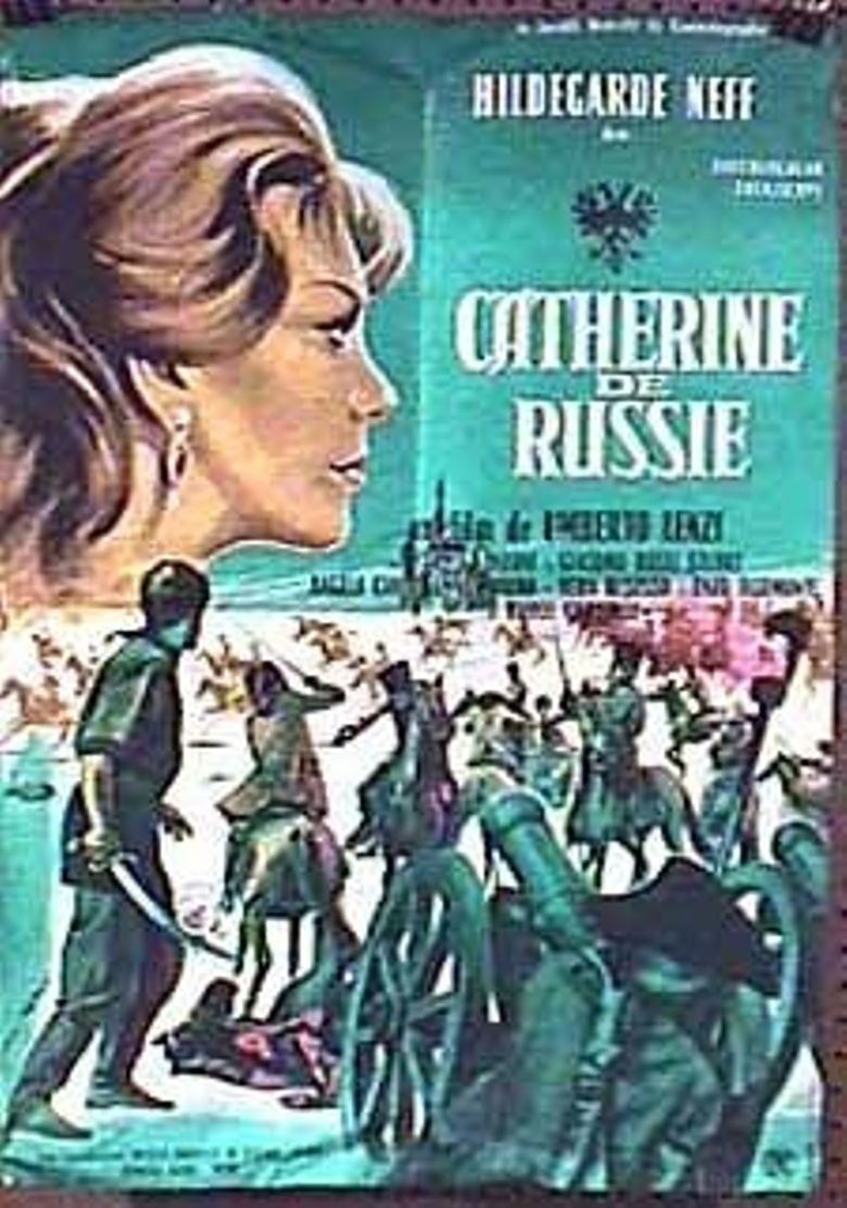 Catherine of Russia Poster