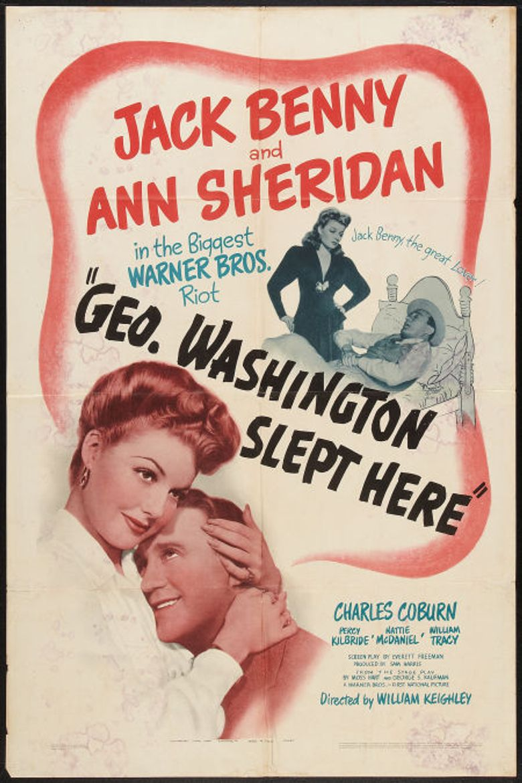 Watch George Washington Slept Here
