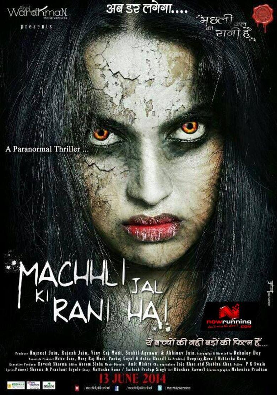 Machhli Jal Ki Rani Hai Poster