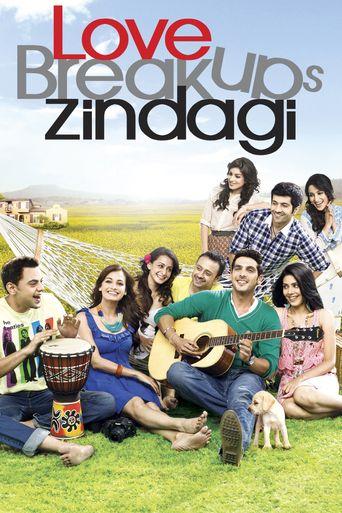 Love Breakups Zindagi Poster