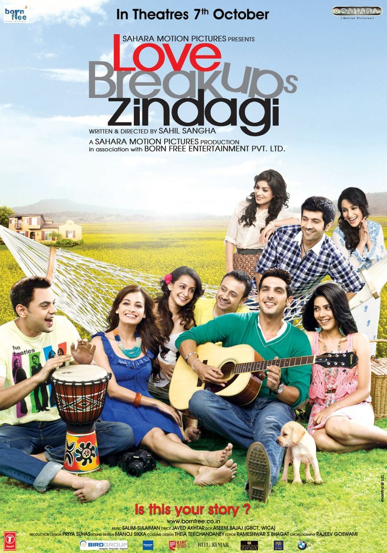 Watch Love Breakups Zindagi