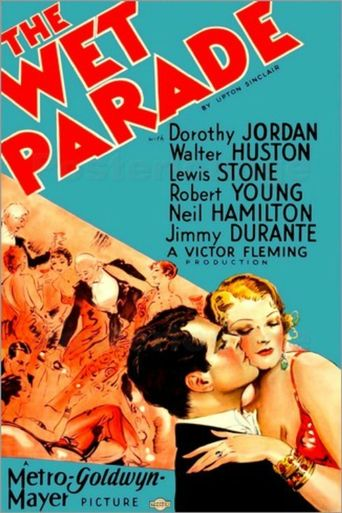 The Wet Parade Poster