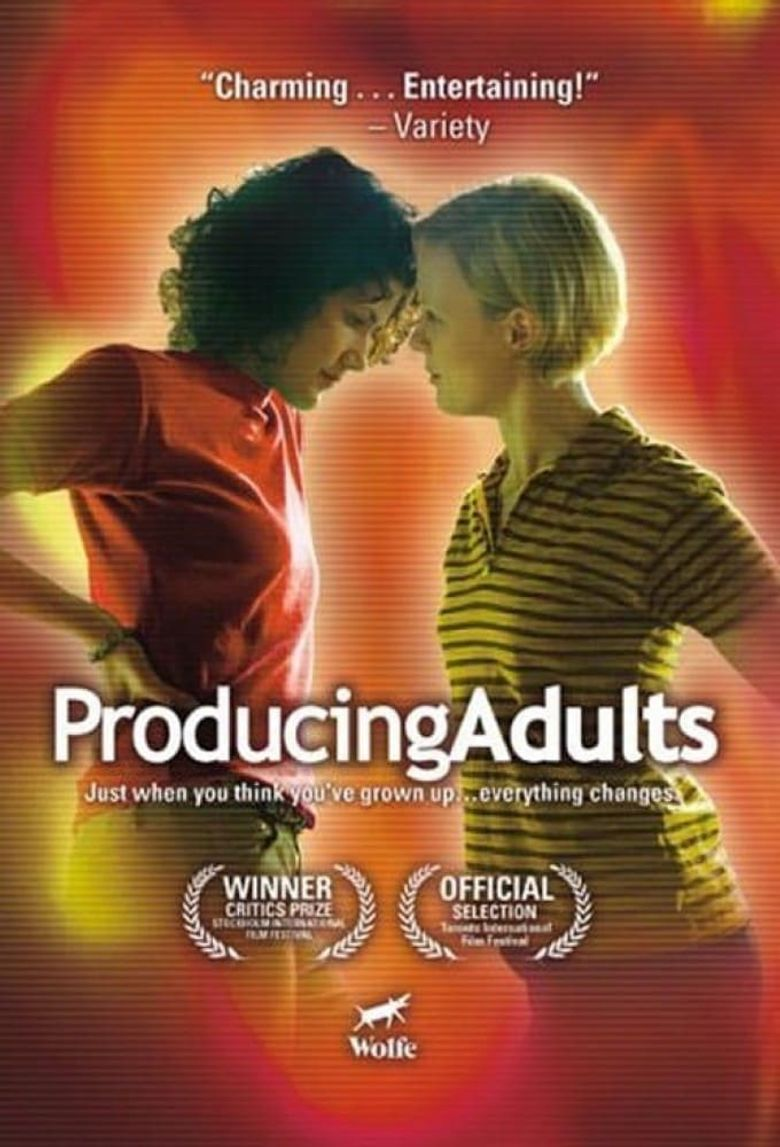 Producing Adults Poster