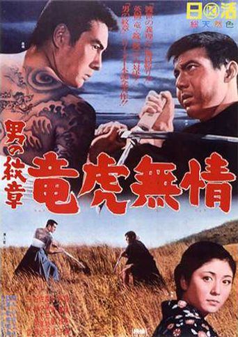 The Dragon and the Tiger Poster