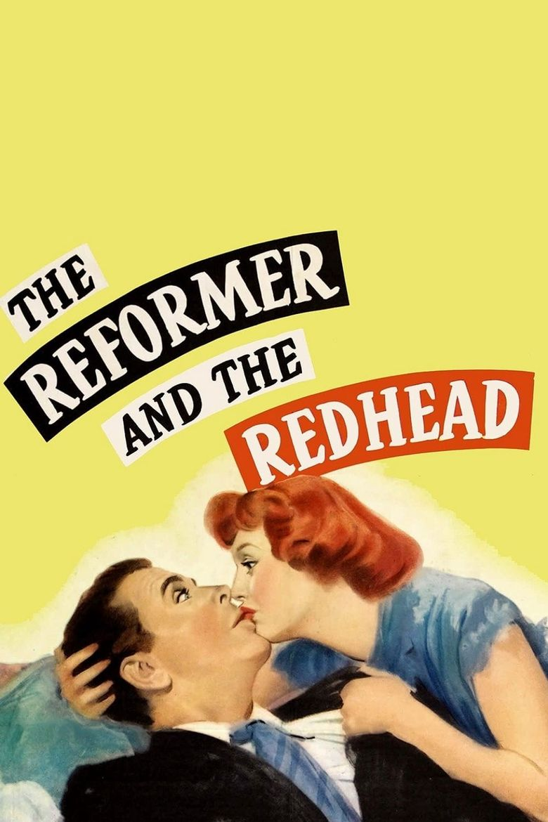 The Reformer and the Redhead Poster
