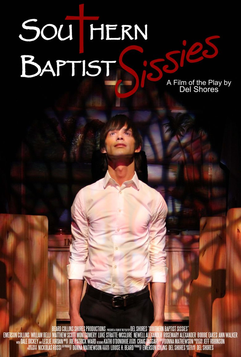Southern Baptist Sissies Poster