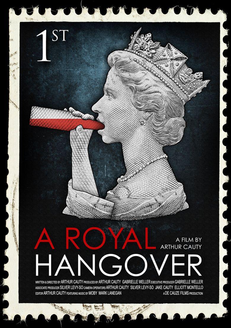 A Royal Hangover Poster