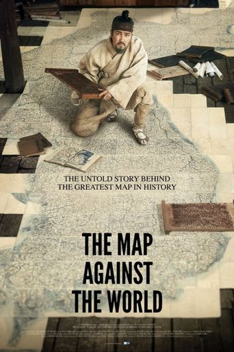 The Map Against the World Poster