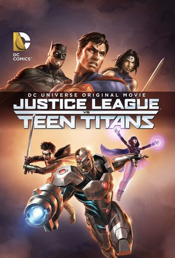 Watch Justice League vs. Teen Titans