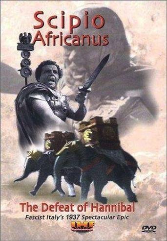 Scipio Africanus: The Defeat of Hannibal Poster