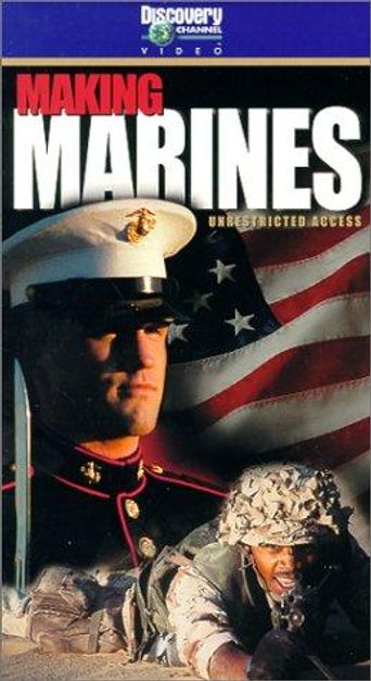 Making Marines Poster