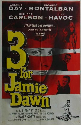 Three for Jamie Dawn Poster