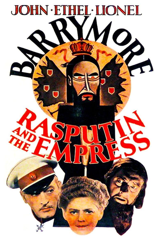 Rasputin and the Empress Poster